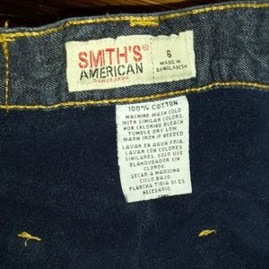 Smith's american size 6 boys insulated